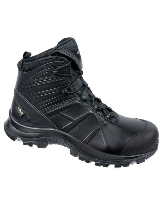 Sicherheitsschuh Haix Black Eagle Safety 50 Mid S3 schwarz