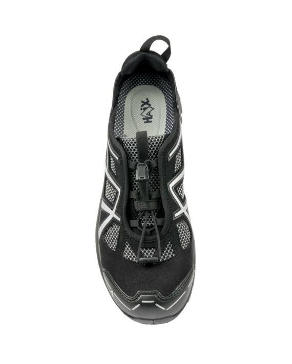Sicherheitsschuh Haix Black Eagle Safety 61 Low S3 schwarz