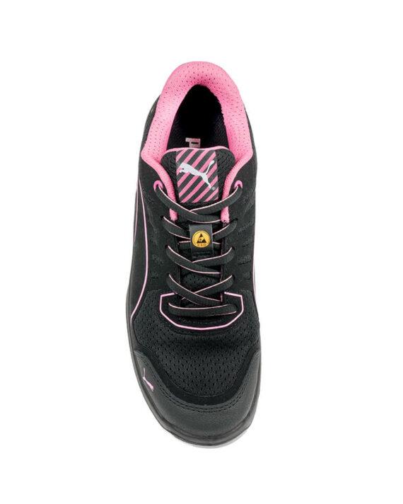 Sicherheitsschuh Puma Fuse TC Low S1P pink