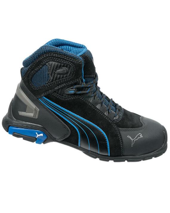 best sneakers 8ab03 75980 Sicherheitsschuh S3 Puma Rio Black Mid