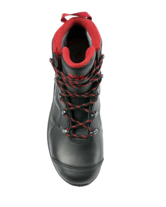 Sicherheitsschuh Haix Black Eagle Safety 54 Mid S3 schwarz