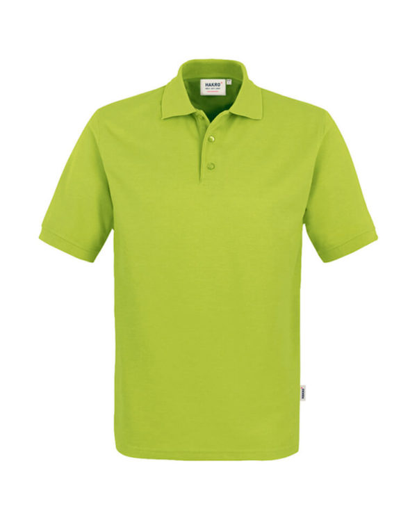 Polo Hakro Performance kiwi Herren