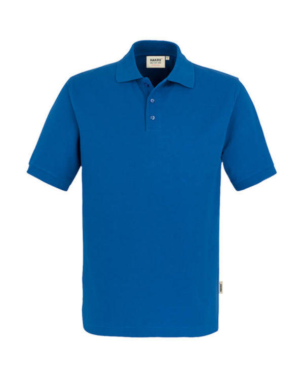 Polo Hakro Performance royalblau Herren