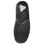 Sicherheitsschuh Abeba 1033 Sicherheitsklasse S2 schwarz Sohlenansicht