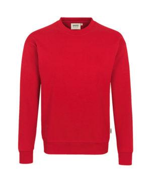 Sweatshirt Hakro Performance rot Herren