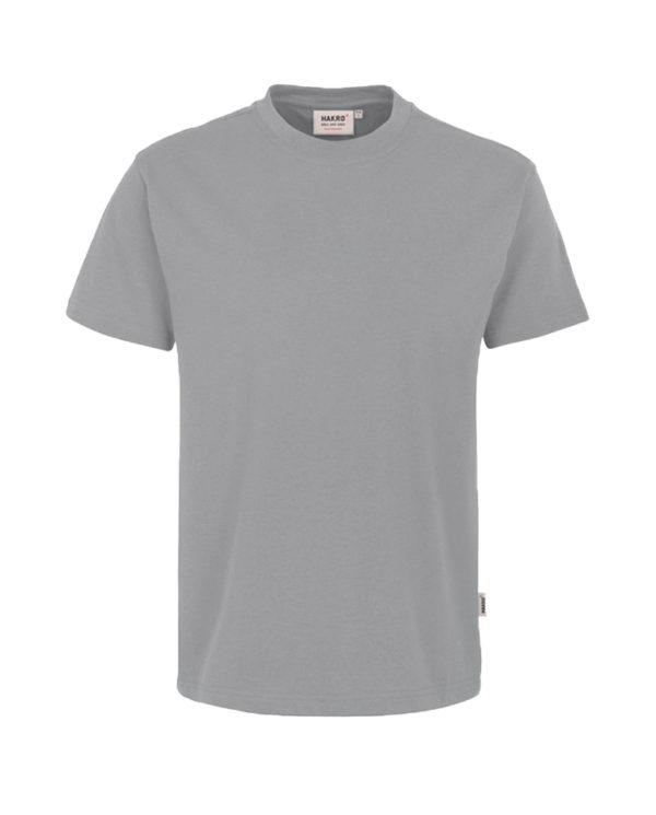 Arbeitskleidung T-Shirt Hakro Performance titan für Herren Frontansicht