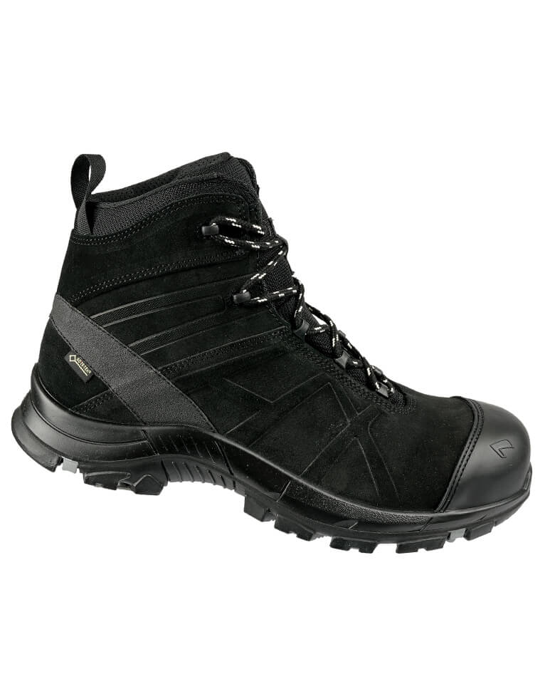 Sicherheitsschuh Haix Black Eagle Safety 53 Mid S3 schwarz 4eb9623313