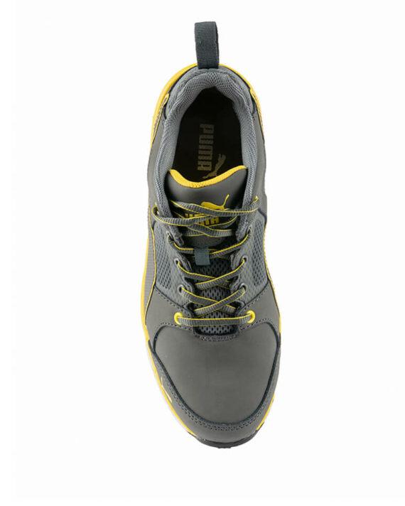 Sicherheitsschuh Puma Pace 2.0 Low S1P schwarz gelb