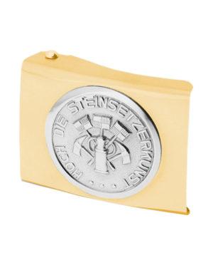 Koppelschloss FHB Einhart 87030 - 80 gold
